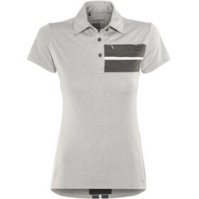 Shimano Transit Bike Jersey Shortsleeve Women grey/black